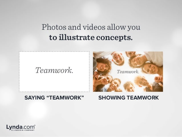 How to Use Photography for Great Presentations Slide 3