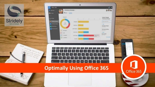 Optimally Using Office 365