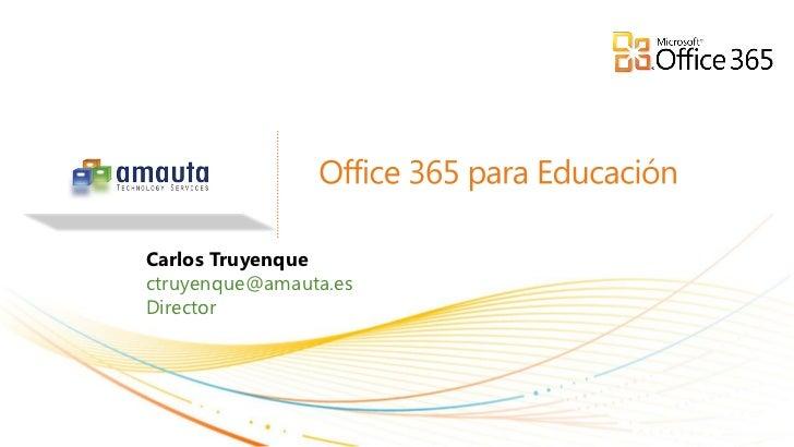 Carlos Truyenquectruyenque@amauta.esDirector
