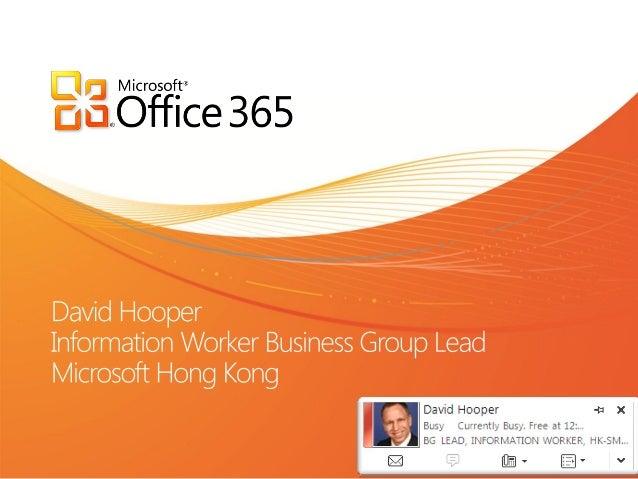 http://community.office365.com/en-us/w/office_365_service_updates/974.aspx