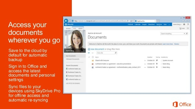 Office 365 For Mid-Size Businesses And Enterprises