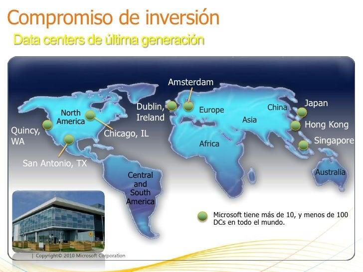 Presentación de Office 365 - Jose Luis Cruz de Microsoft Slide 3