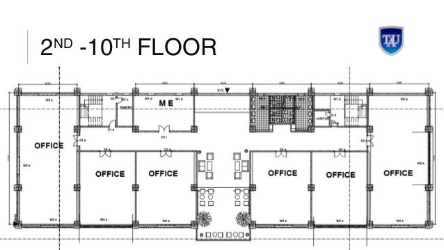 Office building design for Two story office building plans