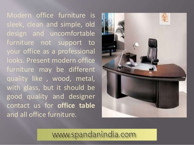 ... Office Furniture. 8. Set Up Your ...