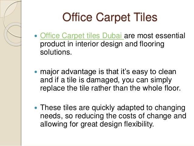 3. Office Carpet Tiles ...