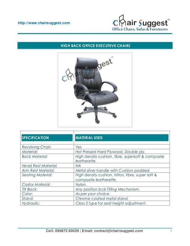 Office Chairs Manufacturers In Mumbai Repairing Amc Services Cha