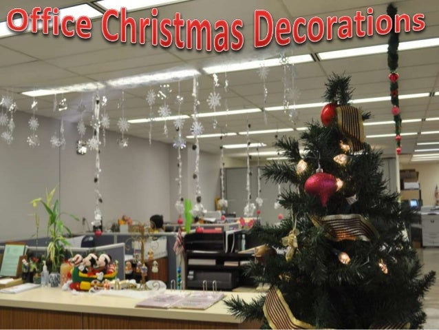 Decorating Ideas > Office Christmas Decorations ~ 091232_Christmas Decorations For An Office Party