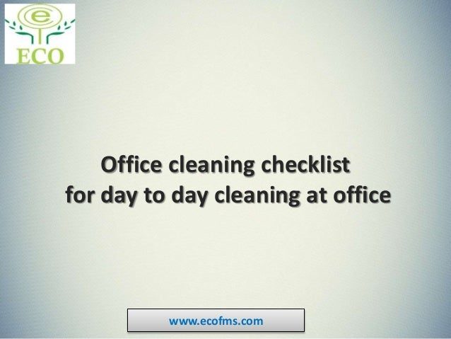 office cleaning checklist daily weekly monthly cleaning office cl