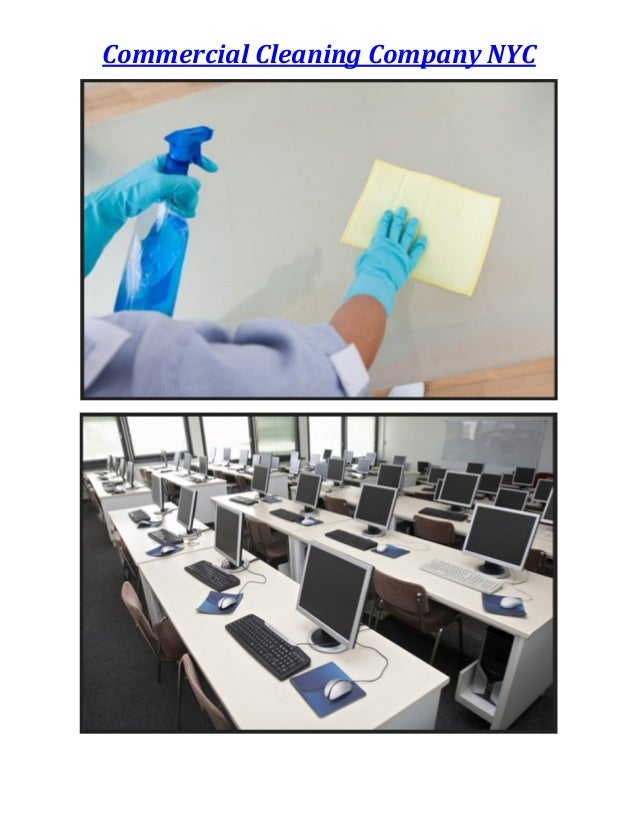 2. Commercial Cleaning Company NYC ...