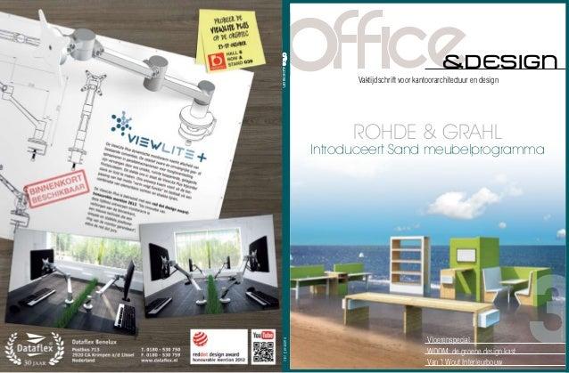 &design&design                      Vaktijdschrift voor kantoorarchitectuur en design                      ROHDE & GRAHL  ...