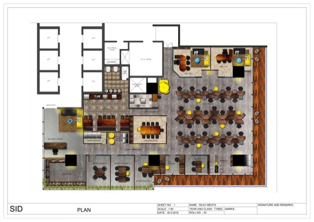 Builders Office Layout Plan - Reception floor plan templates