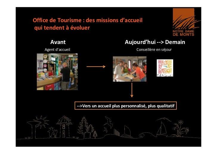 Office de tourisme notre dame de monts guide du partenaire - Notre dame de bellecombe office du tourisme ...