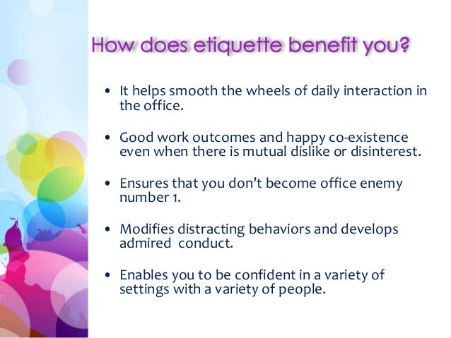 Open Office Space Etiquette: Do's and Don'ts