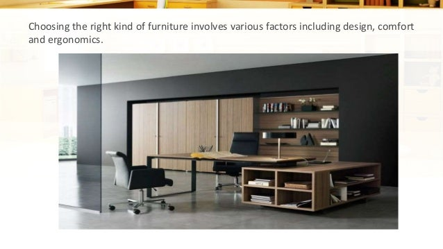 give your workplace a stylish look with office furniture online