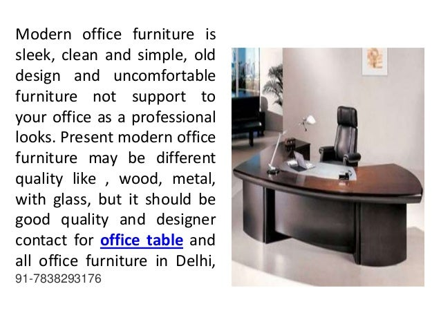 Modern Office Furniture ...