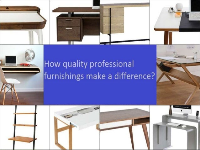Find The Experienced And Quality Office Furniture