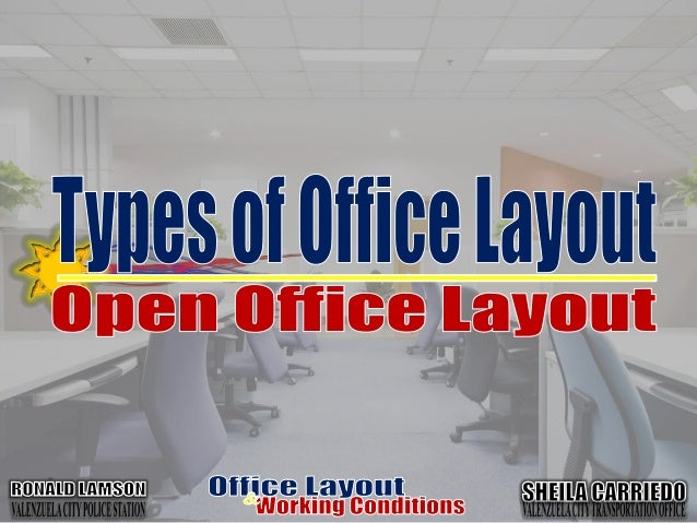 Office layouts and working conditions – Types of Office Communication