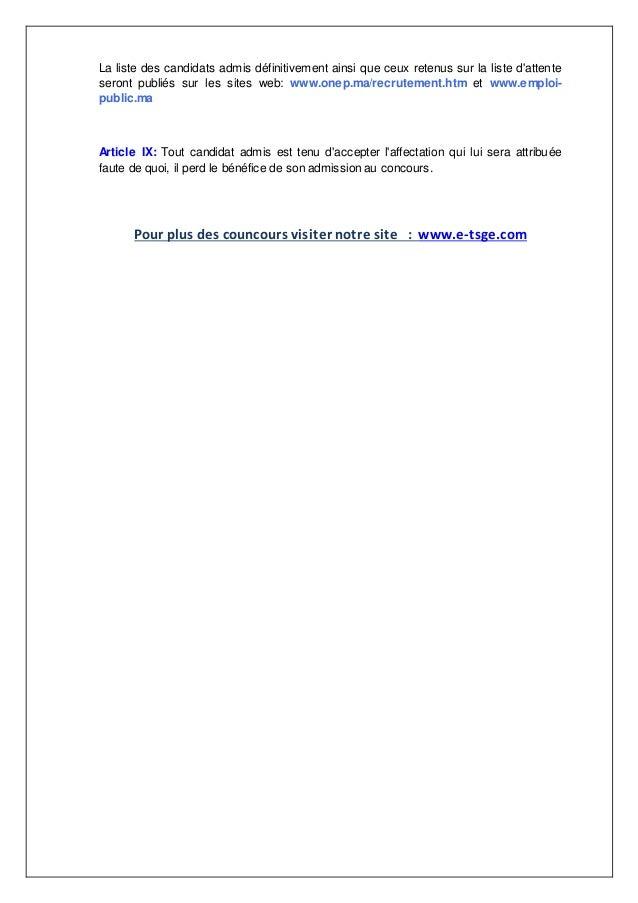 Office national de l 39 electricit et de l 39 eau potable - Office national de publication et de communication ...