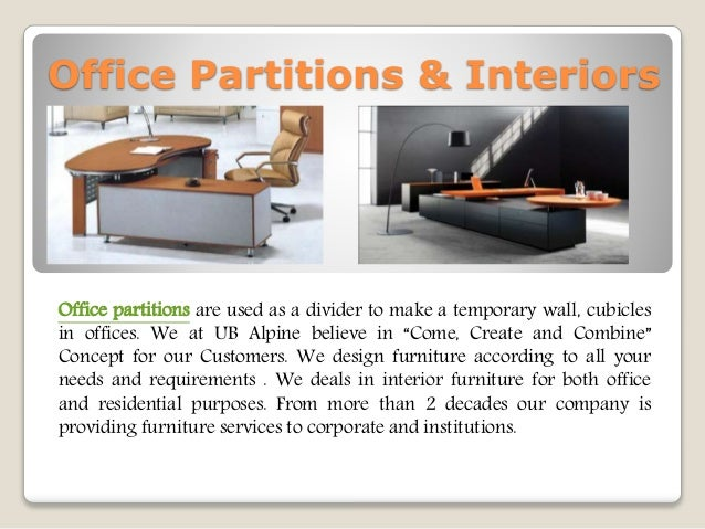 Office Partitions Interior Solutions