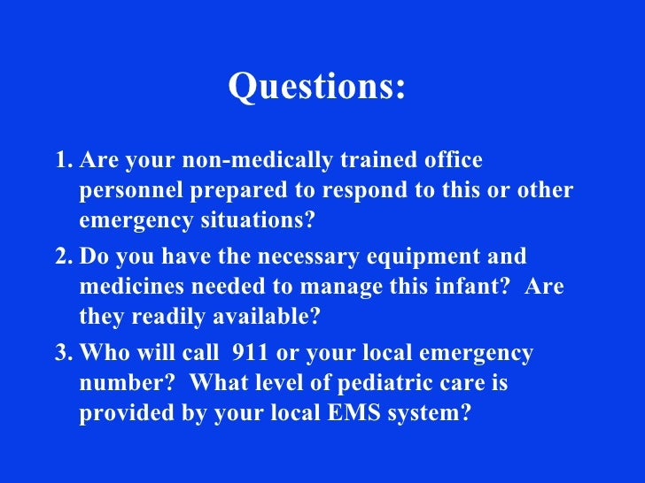 recognize and respond to emergency situations The nurse must readily identify and respond to all medical emergencies when   to be able to recognize cardiac arrhythmias or interpret cardiac rhythm strips   evaluating and documenting the client's response to emergency interventions.