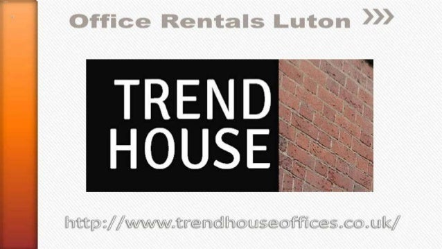 Office rentals luton