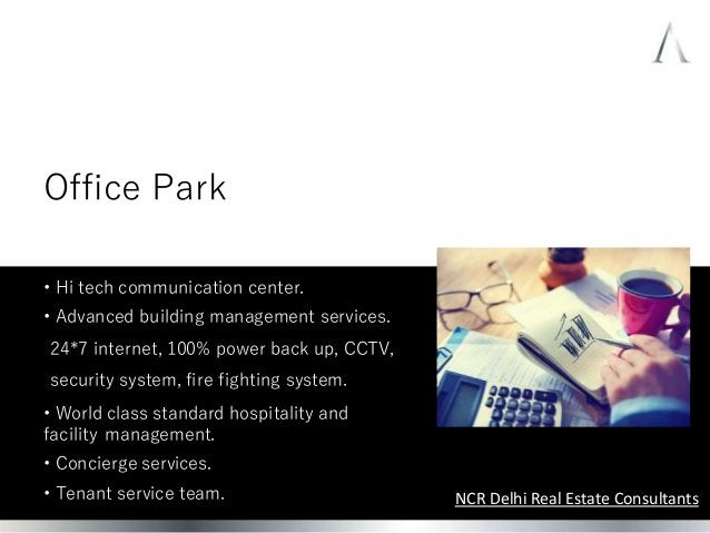 Offices For Leasing In Noida