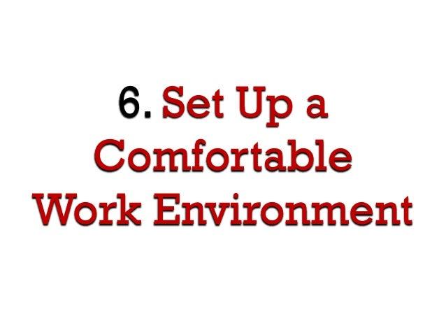 10.Work Smarter, Not Longer
