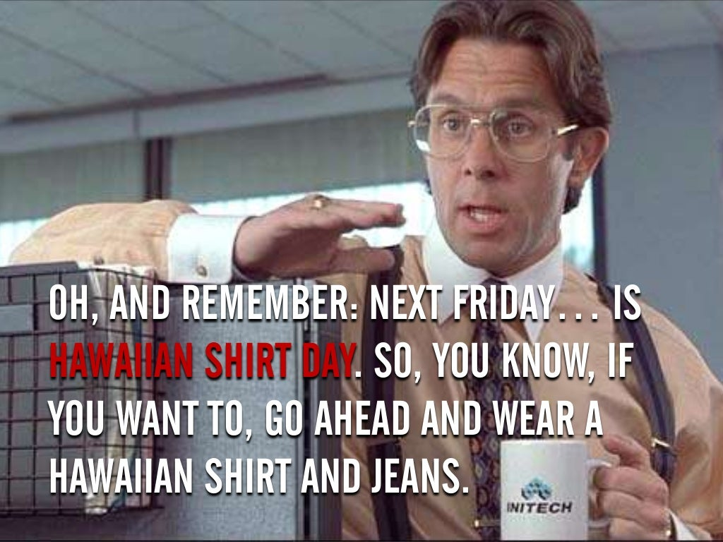 Office space tps report quote - Office Space Tps Report Quote 68