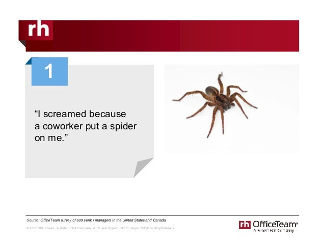 25 of the Most Embarrassing Work Stories Slide 2