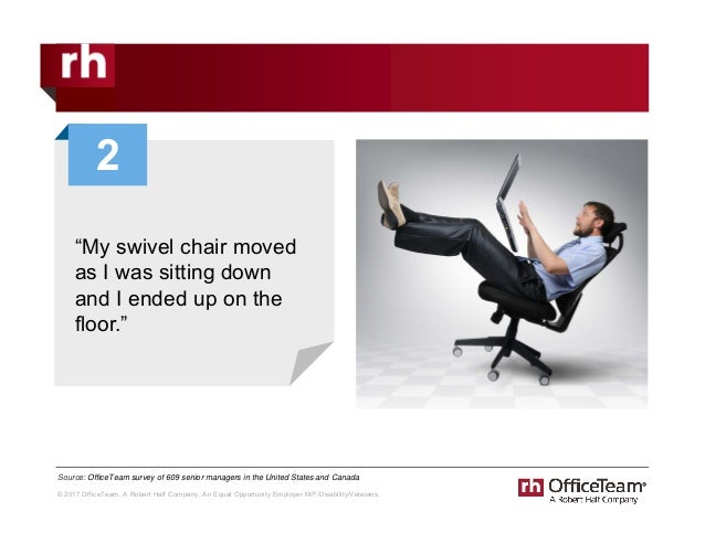 25 of the Most Embarrassing Work Stories Slide 3