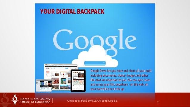 google office website. MS Office To Google; 7. Google Website