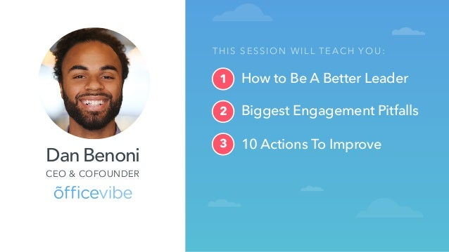 10 Engagement Lessons Learned From 1 Million Survey Answers Slide 3