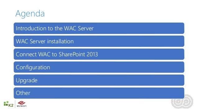 Office Web Apps Server 2013