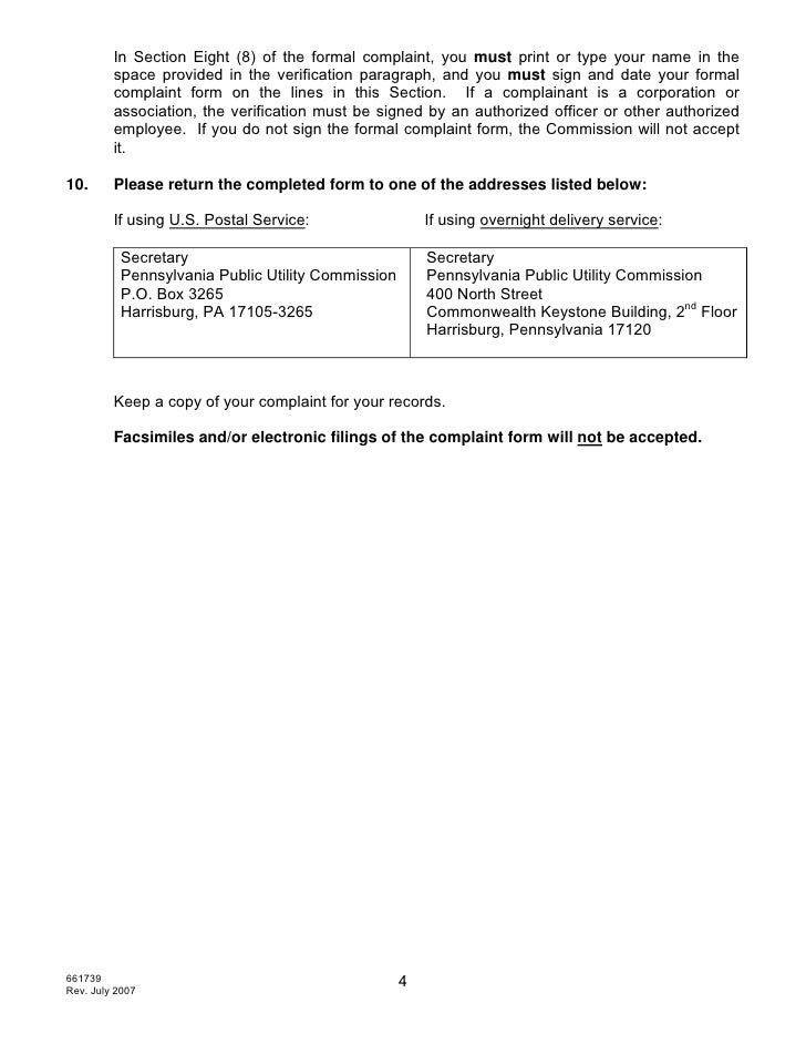 Harassment Complaint Form   Free Samples Examples