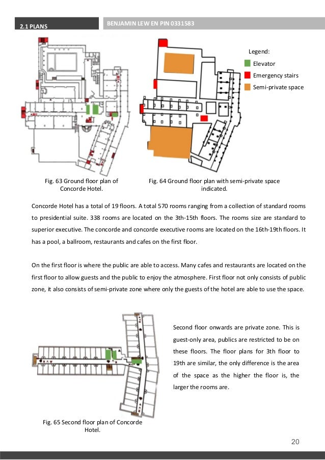 Architectural Analysis Report Of Concorde Hotel Kuala Lumpur