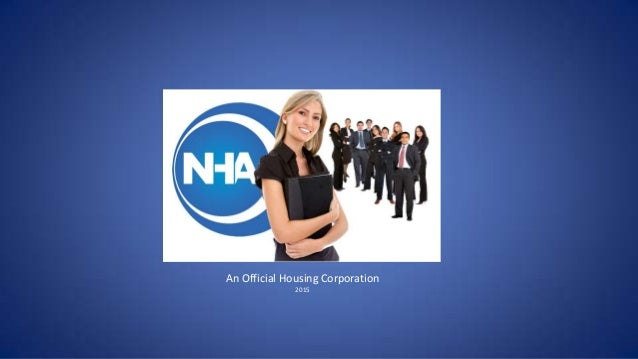 An Official Housing Corporation 2015