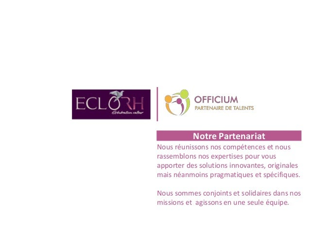 Notre Partenariat Nous réunissons nos compétences et nous rassemblons nos expertises pour vous apporter des solutions inno...