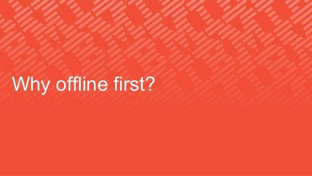 Offline-First Apps with PouchDB  Slide 2