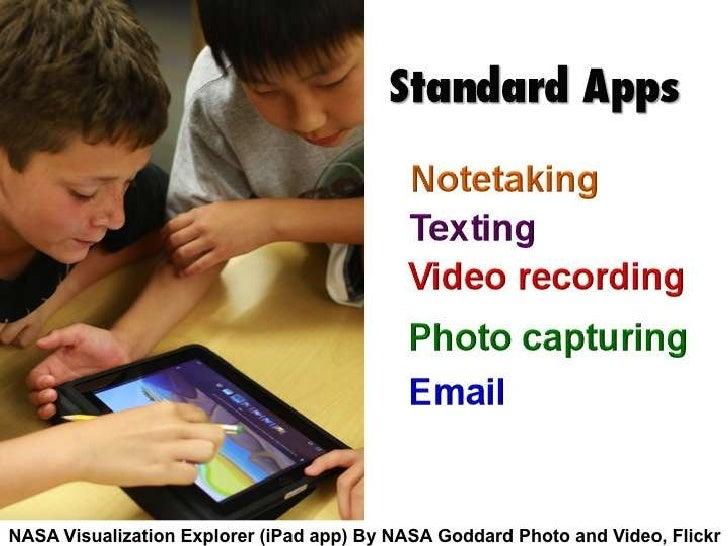 15 Offline Activities with an iPad Slide 3