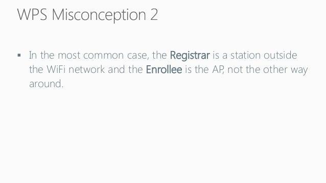AuthKey: used to authenticate the Registration Protocol messages (256 bits)  KeyWrapKey: used to encrypt secret noncesan...
