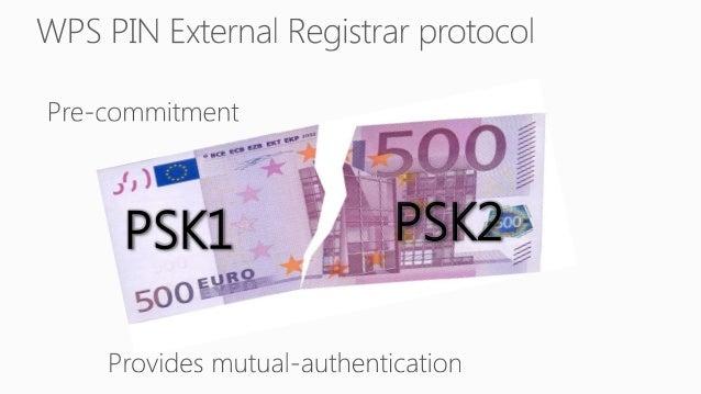R ->E  M6  EKwk(R-S2)  The registraropensitssecondcommitment  HMACAuthKey(R-S2 || PSK2 || PKE || PKR) = E-Hash2 ?
