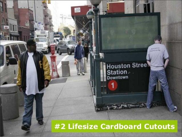 #2 Lifesize Cardboard Cutouts