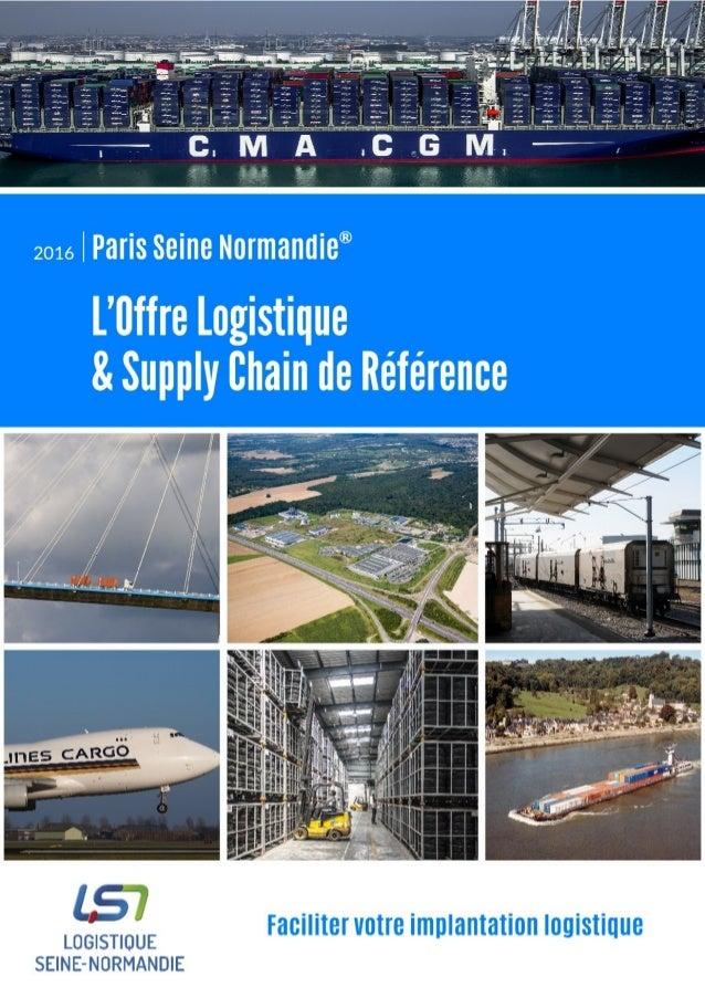 L'offre logistique et supply chain de reference