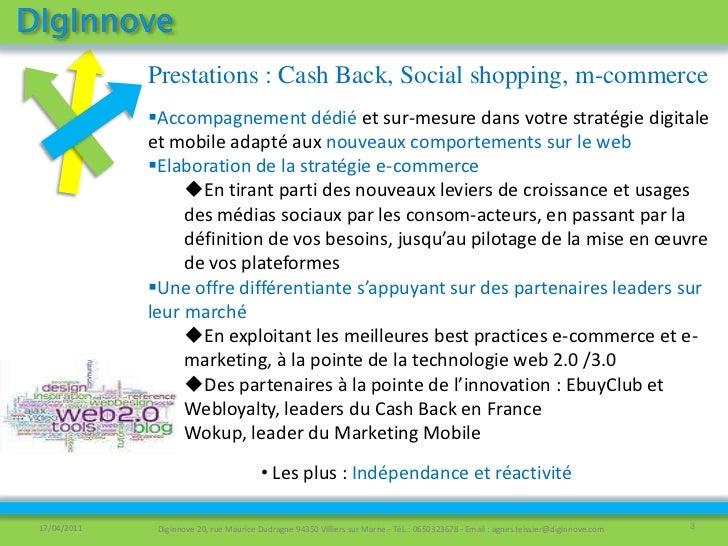Offre globale de conseil e commerce 2 Slide 3