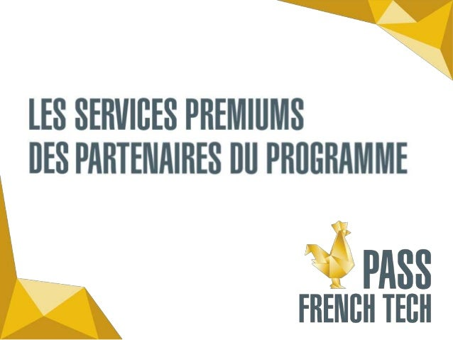 Offre premium du Pass French Tech