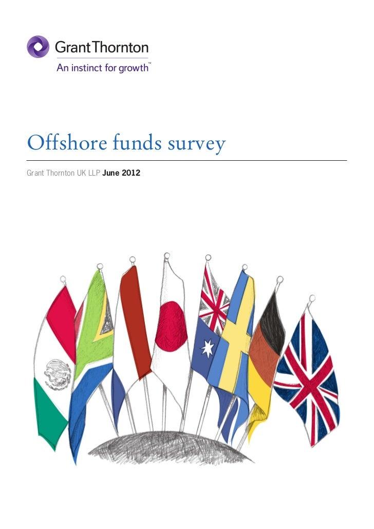 Offshore funds surveyGrant Thornton UK LLP June 2012
