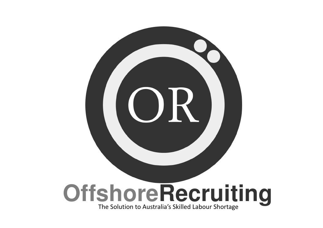 OffshoreRecruiting    The Solution to Australia's Skilled Labour Shortage