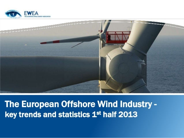 The European Offshore Wind Industry - key trends and statistics 1st half 2013