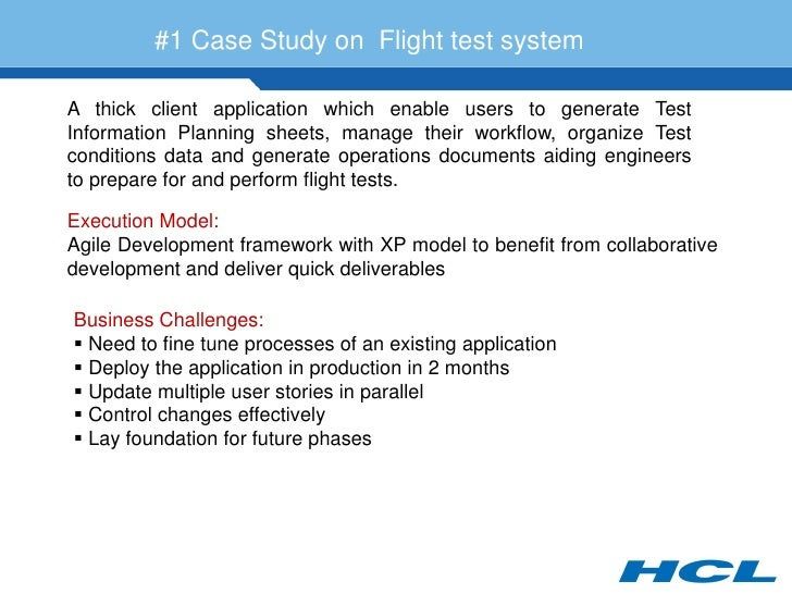 #1 Case Study on Flight test system  A thick client application which enable users to generate Test Information Planning s...