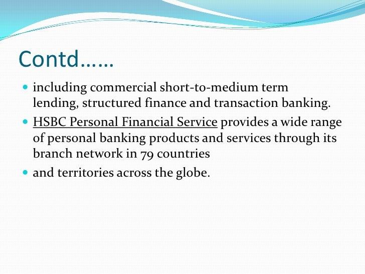 Hsbc Personel Banking